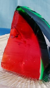 Giant Watermelon Jelly