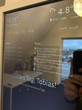 Anleitung: So können Sie sich einen Smart Mirror #smarthome bauen   – Smart Home & Smart Life: Trends, News & Tipps