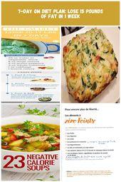 7 días de dieta de sopa de col GM para perder 10 a 17 libras de sopa de dieta Plan de dieta de 7 días Gm: …   – diet-menu