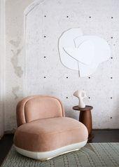 Das atemberaubende Interieur der Sé-Kollektionen aus Mailand 2019 – decor8   – Minimalist Glam Interior: