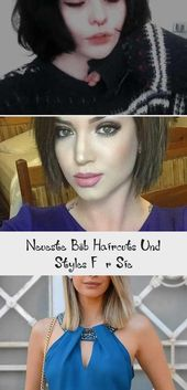 Latest Bob Haircuts And Styles For You