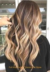 Fall Hair Colour Trends and Styles #coloredhair #trendyhairs