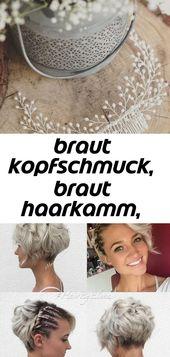 Bride headdress, bridal hair comb, bridal hair vine, bridal hair accessories, simple pearl comb, pearl 4