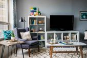 Gorgeous 85 Small Apartment Living Room Decorating Ideas on A Budget source link…