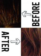 Wie man gefärbtes Haar ohne Schaden aufhellt   – Fall outfit