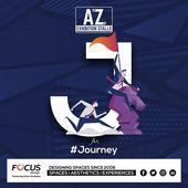 J for Journey | Focus Desing | Exhibition Stall Design | Gujarat
