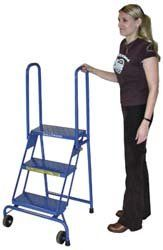 Ballymore Tough 4 Step Perforated Locknstock Ladder 10 X 24 X 65 Inch 1 Each Make Sure To Look Into This Outstanding Product Thi Ladder Tough Perforated