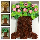 20+ Cutest and Most Creative Pull Apart Cupcake Cakes