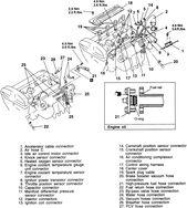 Kia Sorento 2006 Model D4cb Accelerator Pedal Position Sensor Electrical Diagram Google Search Mitsubishi Outlander Outlander Diagram