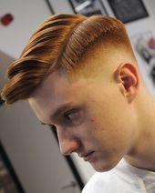 Low Fade Comb Over   Herrenfrisuren