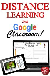 How To Use Google Slides For Distance Learning and Whole Class Collaboration