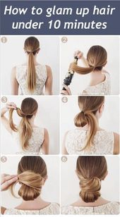 11 unique and different hairstyles for girls for a head turning effect – glam gi…