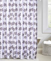 Love This Gray Misty Leaves Shower Curtain Set By Duck River