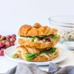 Easy and Healthy Chicken Salad Sandwich