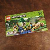 Neu – Werkseitig versiegelt LEGO MINECRAFT The Farm 21114 RETIRED #afflink Contai …   – Lego Ideen
