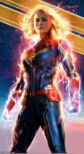 Field Workplace: 'Captain Marvel' Powering to $155M-Plus Debut