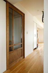 フォーム リノベーションの事例 引戸 事例no 664心とからだに効く 風通しのいい暮らし スタイル工房 リビング ドア