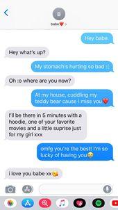 couple goals – cute conversation