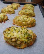 Diese Brokkoli Käse Nuggets sind ein traumhaftes …