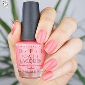 Schicke und trendige OPI Nagellack Designs   – Nails
