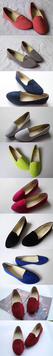 Zapatos de mujer zapatos de ballet zapatos planos de mujer …   – Bags & Shoes