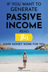 This is how to generate passive income in 2019 – #…