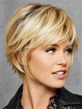 Beeindruckender Stil Kurzes Haar für Frauen über 40 11   – FRISUR NEU kurz