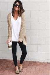 55+ Best Women Winter Casual Outfits With Cardigan The Best Fashion