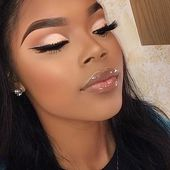 2019 Make-up Concepts for Darkish Pores and skin Girls – Naija's Day by day