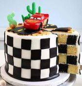 New Cars Cake Design For Kids 23+ Ideas – Cakes