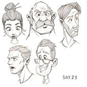 Photo of #character #design #faces #faces #character