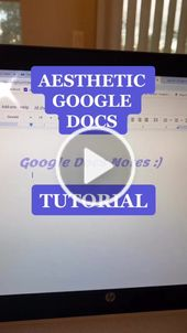 Cute Google Slides Googleslideideas Has Created A Short Video On Tiktok With Music Did Too Much Ae Study Flashcards Life Hacks For School Google Notes