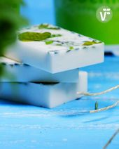 DIY: Duftende Kräuter-Lavendel-Seife mit Sheabutter selber machen – Volmary QuickTipps