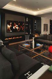 55+ Einzigartige moderne Wohnzimmerideen für Ihr Zuhause