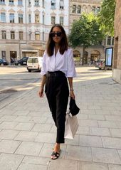 10 Chic Ways To Dress Like A Minimalist
