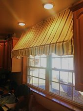 Indoor Awning By Bill S Canvas Shop In South Jersey Indoor Awnings