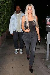 Kim Kardashian se queda sin sujetador en camisa transparente para la cita nocturna, pero ¿estás sorprendido?   – COSMO Celeb Beauty + Style