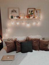 COSY – Teen Schlafzimmer DIY # Schlafzimmer   – diy-home-decor