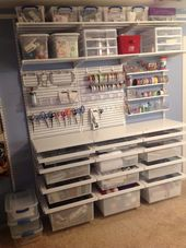 Craft organizer – MISC | the sewing room