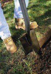 Basic Gardening Tools Ever You Need for Easy Gardening A handy garden spade easy gardening handy Container Gardening Pinterest