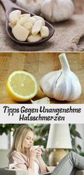 Tipps Gegen Unangenehme Halsschmerzen – #gegen #Halsschmerzen #Tipps #unangenehm… – Nagelpiz Hausmittel