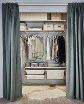 Begehbaren Kleiderschrank selberbauen