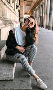 Folgen Sie @jette auf Instagram für mehr Fotografie-Inspo. – Casual Herbstoutfit, Winteroutfit, Stil, Outfit-Inspiration, tausendjährige Mode, Streetstyle, Boho, Vintage, Grunge, Casual, Indie, Urban, Hipster, Minimalist, Kleider, Tops, Blusen, Hosen, Jeans, Denim, Schmuck, Accessoires