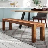 Garden furniture wood