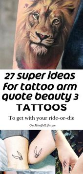 27 super ideas for tattoo arm quote beauty 3
