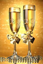 Photo of # 2020 #champagner #gold #neujahr