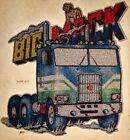 Vintage Truckers Drive America Mini Iron-On Transfer Mack NOS
