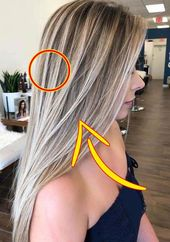 How to Do a Marvelous Balayage On Straight Hair  Elegant long straight brown hai