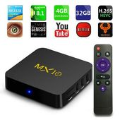 Sponsored Mx10 4 64gb 4 32g Android 9 0 Pie Smart Tv Box Quad Core 64bit Usb 3 0 Wifi 3d Smart Tv Android Box Electronic Gift Ideas