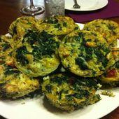 Ei Muffins – Frühstück im Büro – Mittagessen für die Arbeit – # Office #EiM …   – Gesunde Essen